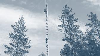 MicroNät bygger ut bredbandsnät i Strömsund