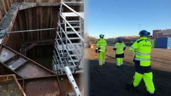 Green Cargo levererar spont till Västlänken och 370 lastbilar försvinner från vägarna