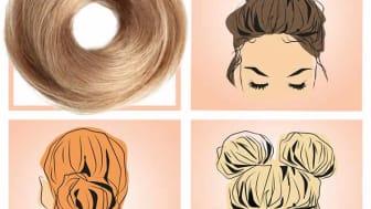Frisyrtips! Såhär kan du använda vår Hair Scrunchie.