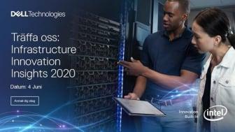 Digitalt event: Infrastruktur för en ny verklighet