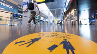 Stockholm Arlanda Airport. Photo: Daniel Asplund.