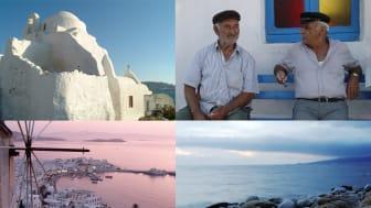 Premiär för paketresor till Mykonos inför sommaren 2014: Solsemester för den trendkänslige finsmakaren
