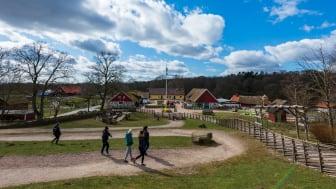 Nu kan den som längtar ut besöka Skånes Djurpark varje dag.