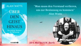 Erscheint am 4. Mai 2020 bei O.W. Barth
