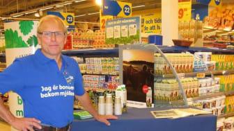 Per Brunberg berättar om Skånemejerier och djuromsorg