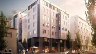 Stordalen startar nytt affärsområde och köper Sveriges största leverantör av företagsbostäder