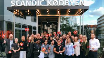 Scandic Kødbyens første år har været en bragende succes