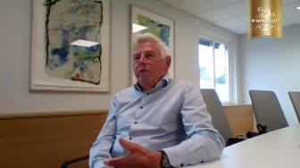 SkiStar 45 år - VD Stefan Sjöstrand intervjuar Mats Paulsson