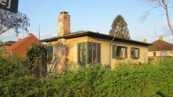King of Roofs 2013 - før renoveringen med Dantegl Nova