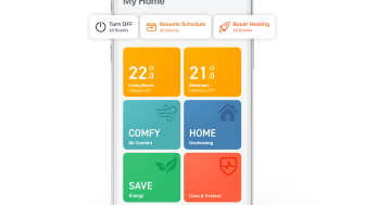 Nye tado app features