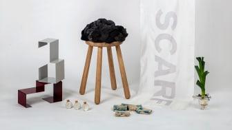 Innovativt och hållbart när Beckmansstudenter formger produkter till Designtorget