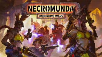 Necromunda: Underhive Wars unleashes teaser trailer with new gameplay information
