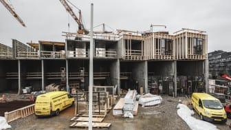 Genbrugsglas i nye rammer i Upcycle Studios i Ørestad Syd