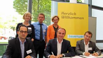 Straßlach-Dingharting: Auftakt für kommunales Energieeffizienznetzwerk Südbayern