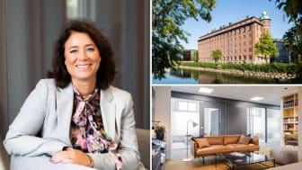 Advokatfirman Wåhlin skalar upp med modernt kontor i anrik cityfastighet