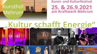 """""""Kultur schafft Energie!"""" – Kunst am Kraftwerk (Mehrum) - Ein Industriestandort wird zum Kult(ur)-Happening"""