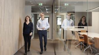 Nordic Biomarker har nyligen flyttat in i nya lokaler.