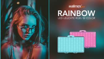 Walimex pro Rainbow Pocket RGBWW 23036 01 Banner