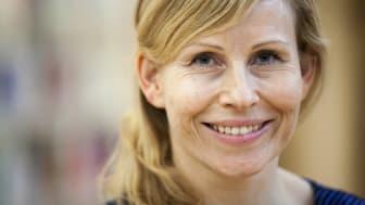 Kristina Sehlin MacNeil, forskare vid Várdduo – Centrum för samisk forskning Foto: Per MelanderUmu