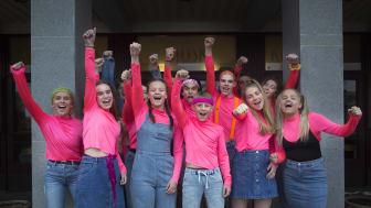 Festiviteten Kulturhus i Mysen får støtte til en flerbruksscene, til glede for blant annet de unge talentene fra den lokale kulturskolen.