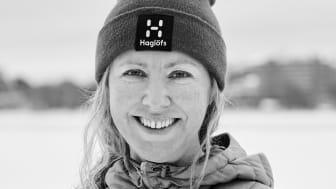 Head of Sustainability Elaine Gardiner is the newest addition to Haglöfs management team