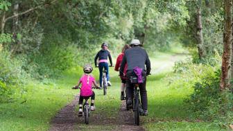 Mellan sjöar och nära handel - här ska cykelturisterna cykla i Ängelholm