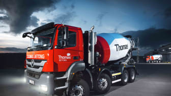 Thomas Concrete Group continues to grow in USA