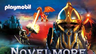 PLAYMOBIL Novelmore: Auf zu neuen Heldentaten!
