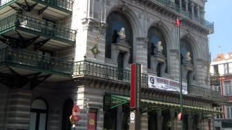 De Inspiratiedag Ondernemersvorming vindt plaats in de Koninklijke Vlaamse Schouwburg in Brussel.