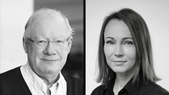 Ann Grevelius och Jan Litborn till styrelsen i Slättö Förvaltning