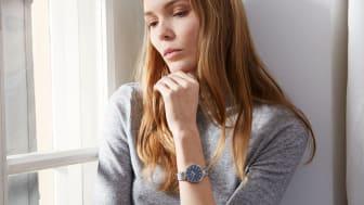 Trendy nyhet fra Mockberg, Livia og Elise Noir. Minimalistiske klokker med sort urskive.