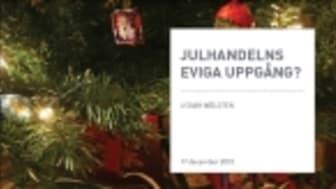 Julhandeln slår inte rekord