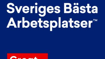 Sveriges Bästa Arbetsplatser 2021