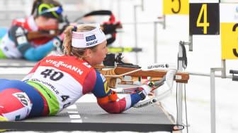Ingrid Tandrevold beste norske på jentenes normalprogram