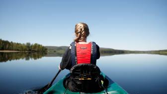 Tavelsjö paddling