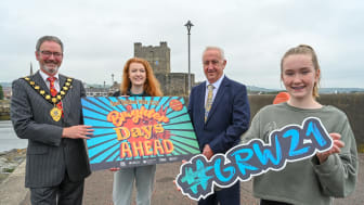 Local Groups in Mid and East Antrim celebrate 'Brighter Days Ahead' for Young People as part of Good Relations Week 2021