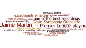 Presskonferens: Internationell succé skapar möjligheter för Gävle Symfoniorkester
