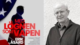 Ny bok! Med lögnen som vapen — viktig vägledning inför valrörelsen och USA-valet 2020