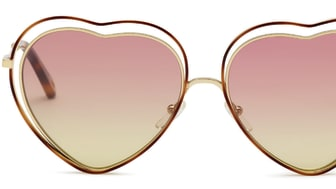 Chloé charms with the new Poppy Heart style