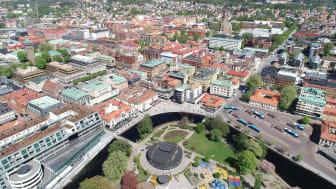 Borås välkomnar Sveriges stadsplanerare och arkitekter till Stadsbyggnadsdagarna