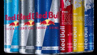 Europcar samarbetar med Red Bull