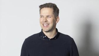 Henrik Lampa, Head of Sustainability bij Dustin.