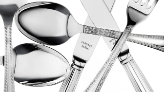 Rosenthal meets Versace - Greca Cutlery