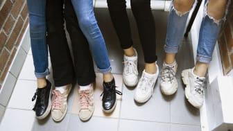 Elever i årskurs åtta i grundskolan och årskurs två i gymnasiet deltar i ungdomsenkäten Lupp.