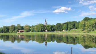 Klostersjön - det kommunala initiativet som nominerats till Årets Hållbarhetskliv