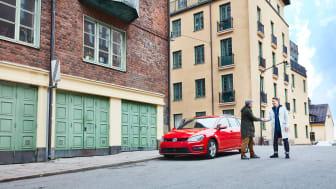Blocket_röd bil