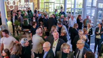 Möten mellan människor förändrar världen, menar vd Sture Ericsson, Dalarna Science Park