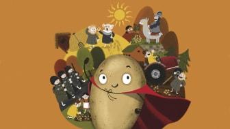 Poteten har reddet også gjennom kriser og krig, og er fortsatt en uvurderlig råvare, som kan spises i sin enkleste form, eller tilberedes og serveres i utallige varianter. Eller drikkes, i form av akevitt.