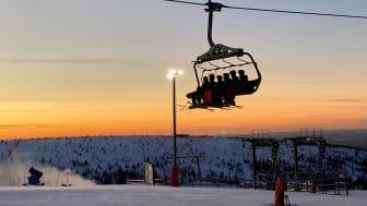 SkiStar ser rekordintresse inför jul och nyår i Sälen