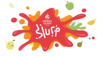 SLURP er et nytt slush-konsept laget med ekte fruktjuice fra Hennig-Olsen Is